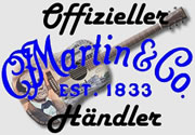 ML-Factory® ist offizieller MARTIN Händler