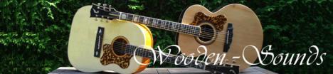 Instrumentebau nach Kundenwunsch: Gitarren, Cajon, Didgeridoos