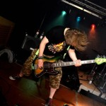 Spear E-Bass FLEXTOOL Jamaika Green live (13)