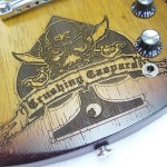 Crushing Caspars Gitarre 2
