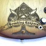 Crushing Caspars Gitarre 6