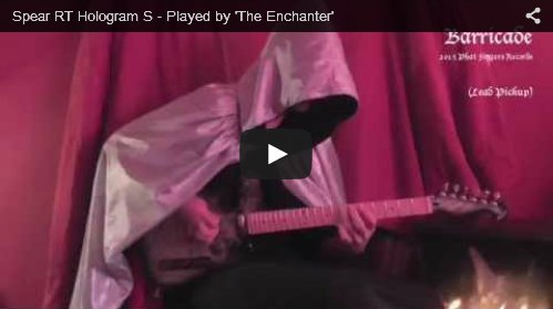 Spear RT Hologram S – Played by 'The Enchanter'
