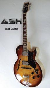 Baubericht A.S.H Jazz Gitarre_Seite_01
