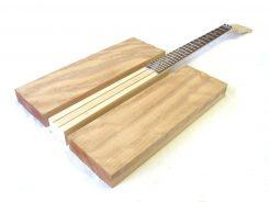 E-Gitarren-Bausatz Guitar Kit Base (2)