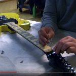 Gitarrenbau Workshop Video