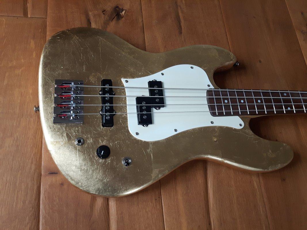 Bass Style 1 – Karl Huber (ausser Konkurrenz)