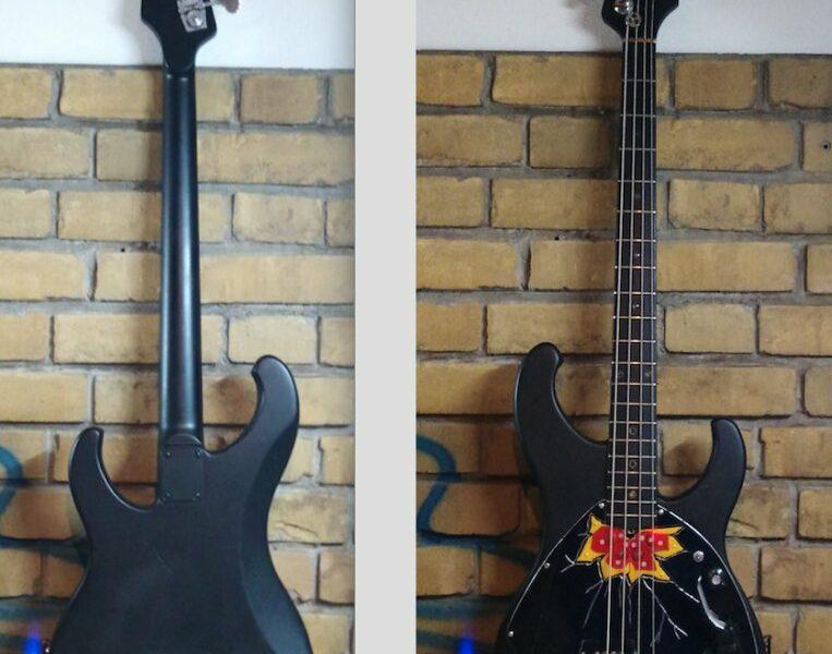 Sonstige Bass – David Bergmann