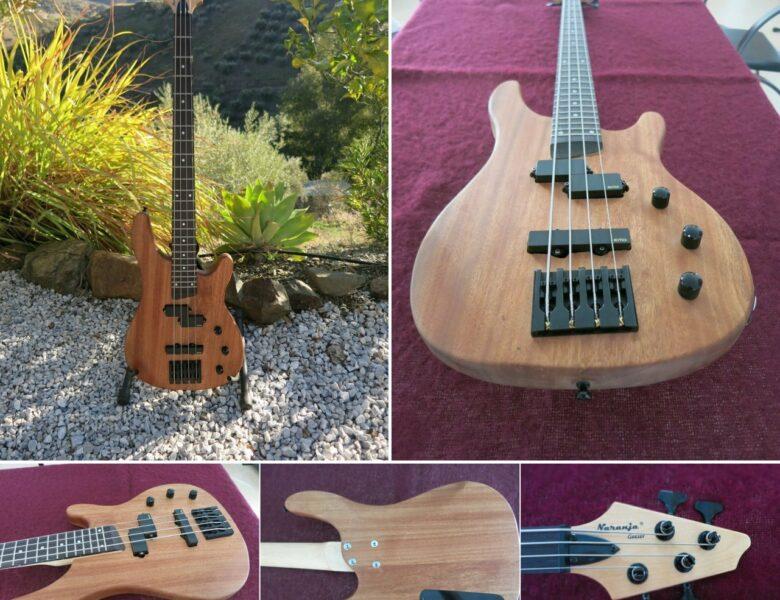 Rock Style Bass – Petra Hörndl