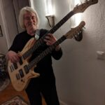 Double Neck Gitarre Bass - Eckhardt Keim
