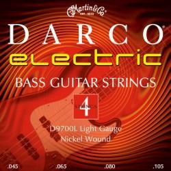 Martin/Darco  E-Bass Saiten  Light 045-105