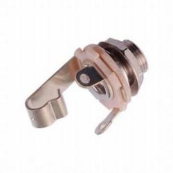 Klinkenbuchse Switchcraft 6,3mm, Made in USA