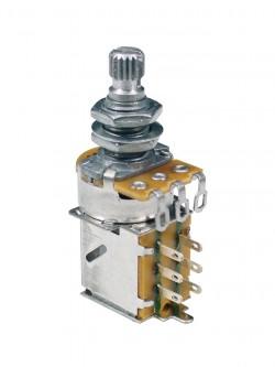 Push/Pull Poti Ultra kleine Bauform 250 kohm A Logarithmisch