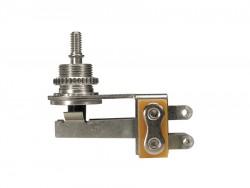 Winkel 3-Wege Schalter/Toggle Switch nickel