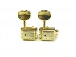 Gitarren-Mechaniken Wilkinson WJ-55 6li Vintage Kluson-Style gold
