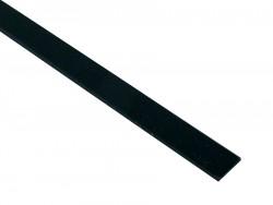 Binding-Material schwarz 1700 x 5 x 1 mm
