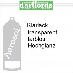Nitrocellulose Lack / Nitro Lack Spray transparent farblos hochglanz 400 ml