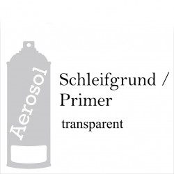Nitrocellulose Schnellschleifgrund Spray transparent 400 ml
