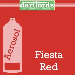 Nitrocellulose Lack Spray 400ml Fiesta Red