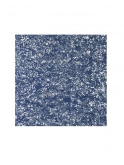 Pickguard Rohmaterial 3-lagig  30 x 30 cm Ocean Blue Pearl