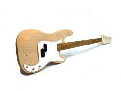 E-Bass Bausatz/Guitar Kit II Body Mahagoni