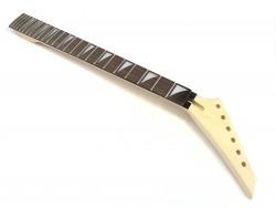 Metal-Style Hals/Neck mit Shark Inlays, 24 Bünde