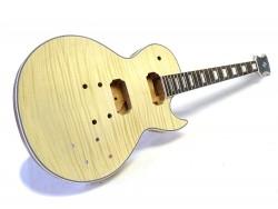 E-Gitarren-Bausatz/Guitar Kit SPEAR RD 250 Flamed Maple Top