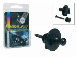 Security Locks / Gurtpins Boston in schwarz