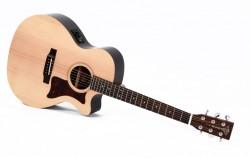 Western-Gitarre Sigma GRCE