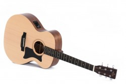 Western-Gitarre Sigma GME mit Pickup