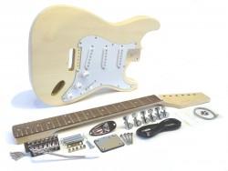 E-Gitarren-Bausatz/Guitar Kit Style I, 2. Wahl