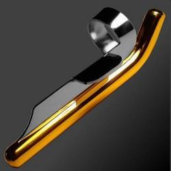 Jetslide 11 Messing/Brass mit Glasüberzug 70mm Ringgröße