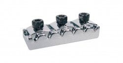 Klemmsattel / Locking Sattel, Toplock, chrom 42,6 mm