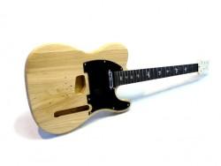E-Gitarren-Bausatz/Guitar Kit MLT Sky Bird Ash