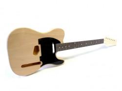 E-Gitarren-Bausatz Style II Standard Mahagoni ohne Binding