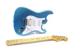 E-Gitarren-Bausatz RF-150 Lake Placid Blue