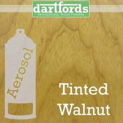 Nitrocellulose Lack Spray / Aerosol transparent Walnut / Walnuss 400ml