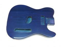 Korpus/Body II Esche transparent Blue