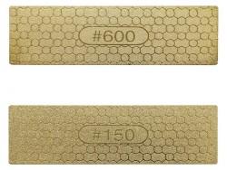 Hosco Japan dual grit diamond plates / Diamant-Feile