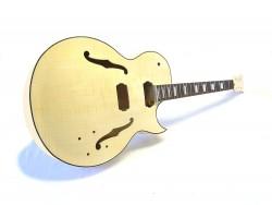 E-Gitarren-Bausatz/Guitar Kit MES Jazz II.Wahl