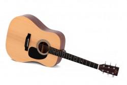 Western-Gitarre Sigma DM-ST