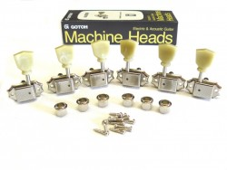 Original Gotoh SD 90 Vintage Tulip Mechaniken/Tuner 3li/3re