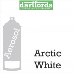 Nitrocellulose Lack Spray / Aerosol Arctic White  400ml