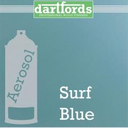 Nitrocellulose Lack Spray / Aerosol Surf Blue 400ml
