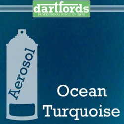 Nitrocellulose Lack Spray / Aerosol Ocean Turquoise Metallic 400ml