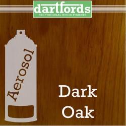 Nitrocellulose Lack Spray / Aerosol Dark Oak 400ml