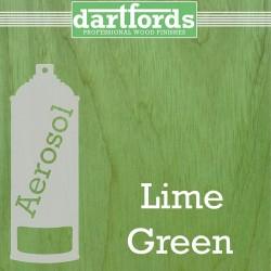 Nitrocellulose Lack Spray / Aerosol Lime Green 400ml