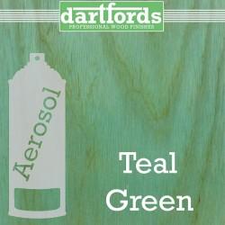 Nitrocellulose Lack Spray / Aerosol Teal Green 400ml