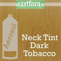 Nitrocellulose Lack Spray / Aerosol Neck Tint Dark Tobacco 400ml