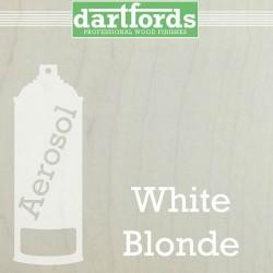 Nitrocellulose Lack Spray / Aerosol White Blonde 400ml