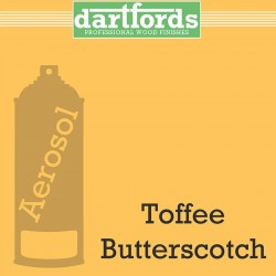 Nitrocellulose Lack Spray / Aerosol Toffee Butterscotch 400ml